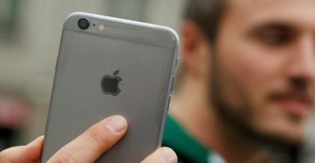 iPhone 6 Plus bán chạy nhờ sự cố uốn cong