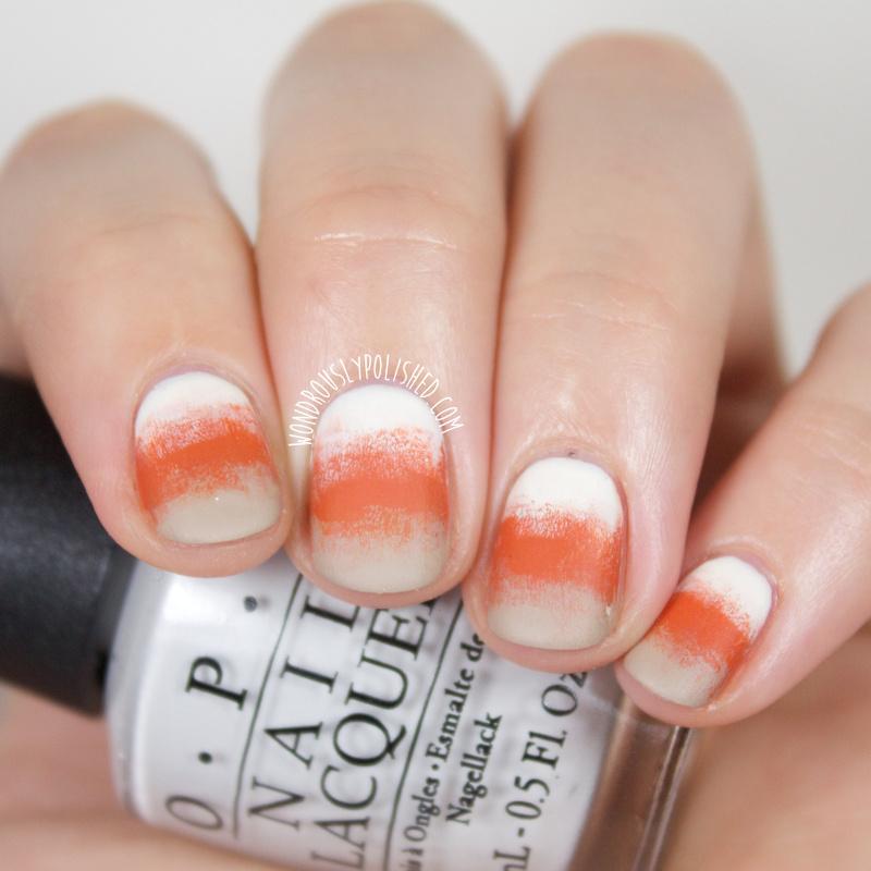 Wondrously Polished 31 Day Nail Art Challenge: Wondrously Polished: 31 Day Challenge 2.0, Day 9