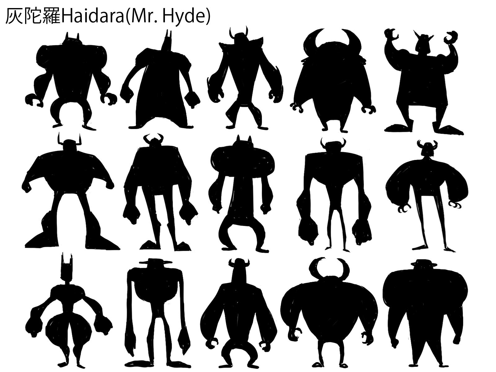 Good Character Design Apps : Chris hirata l animation illustration character design
