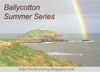 Ballycotton Summer Series...Four 5m races...May to Aug 2017