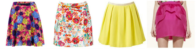 {Statement Skirts} Marcs, Forever New and Alice McCall on petiteplayground.blogspot.com
