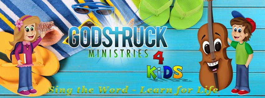 Godstruck Ministries 4 Kids Review