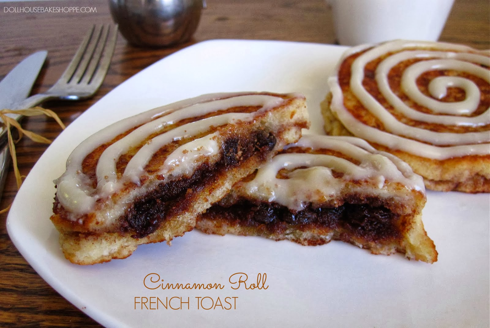 Lindsay Ann Bakes: Cinnamon Roll French Toast (my favorite breakfast ...