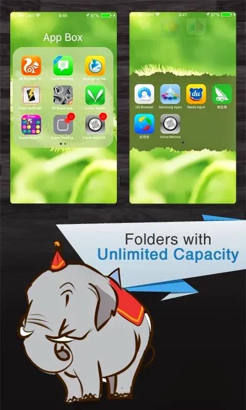 Espier Launcher 7 Pro v1.4.5 Patched