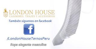 Ternos Lima