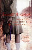 Book cover of Oranges are Not the Only Fruit by Jeanette Winterson