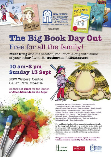 Big book day out