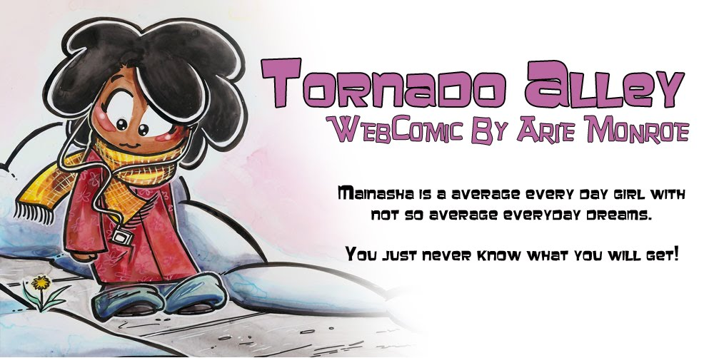 Tornado Alley Web Comic