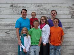 Kelli & Derrick's Family