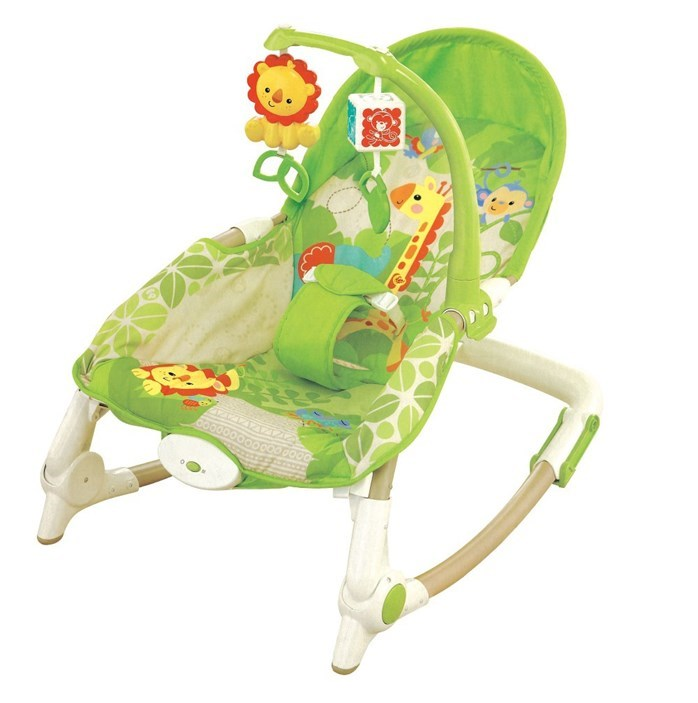 FP Baby Rocker Green (Steel)