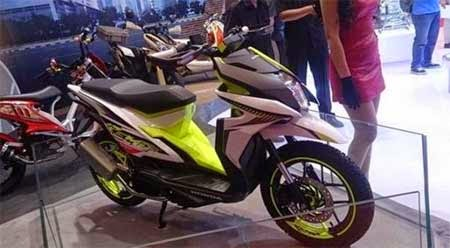 Honda Remix 2015