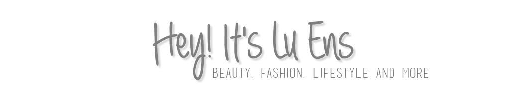 Lu Ens - Personal blog
