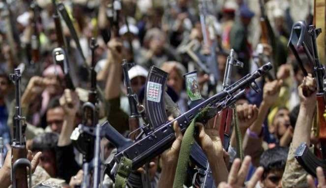 Arab Saudi Tuding Iran Terlibat Perang di Yaman