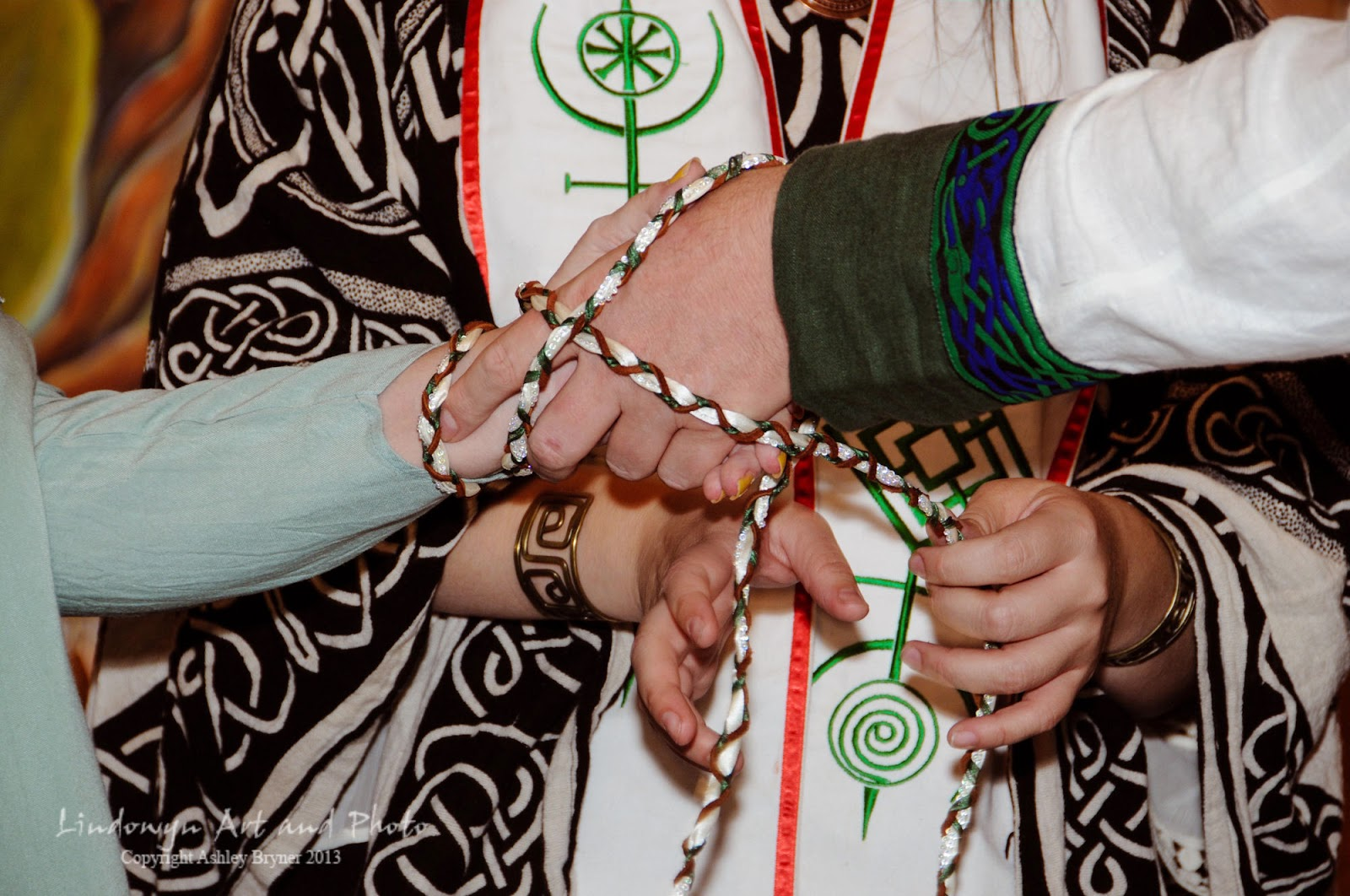 reviews chews how tos how to braid a handfasting cord