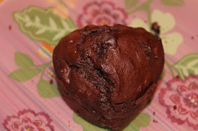 Brownie Integral con trocitos nueces