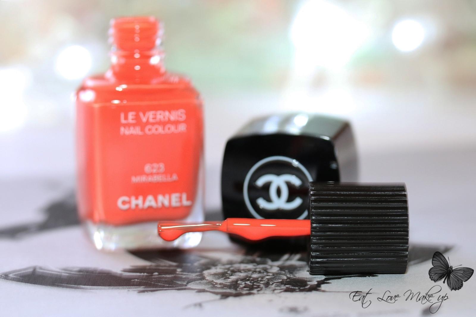 Chanel Le Vernis 623 Mirabella