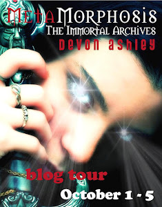 Immortal Archives Blog Tour