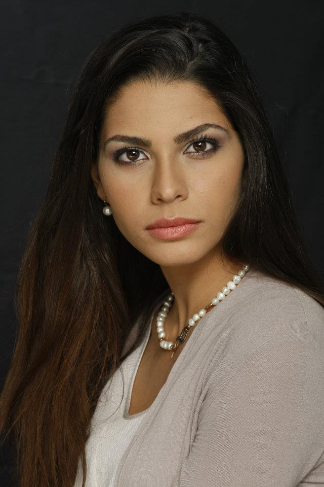 Miss Israel's Maiden of Beauty 2013 winner Bar Hefer