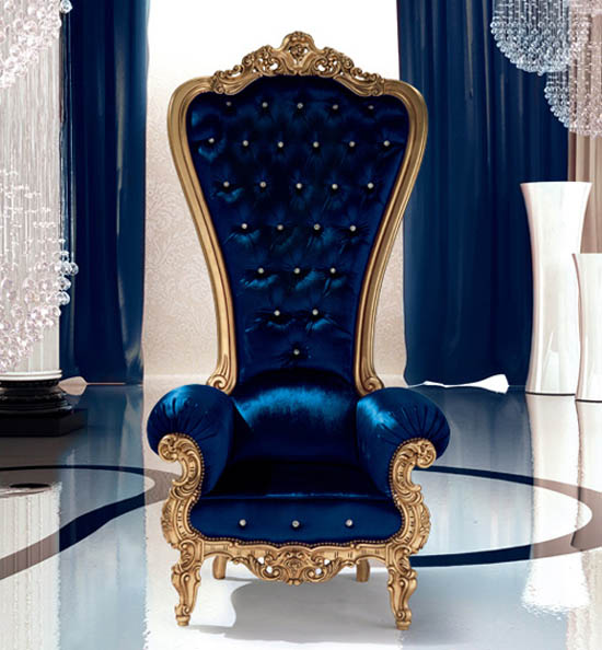 Great Classic Luxury Chairs