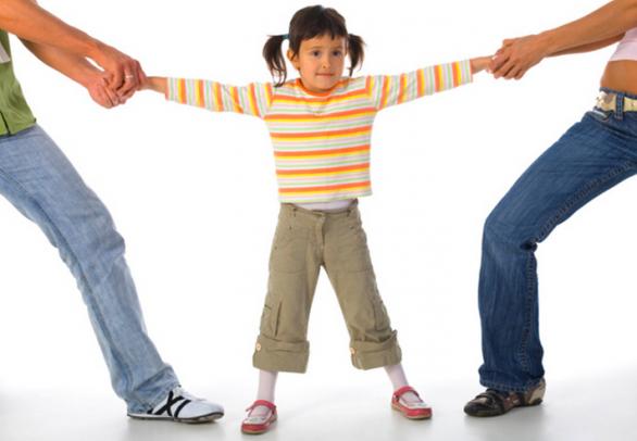 Filhos de pais separados