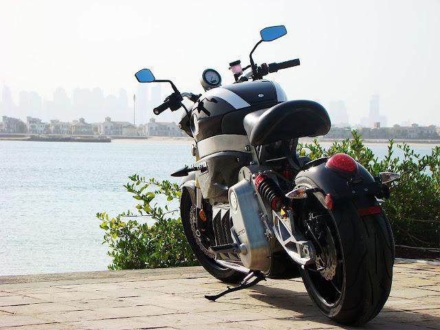Lito Green Motion - Sora electric motorbike