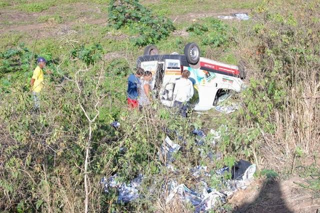 DOIS ACIDENTES NA BR 356 NA MANHÃ DESTA QUARTA-FEIRA