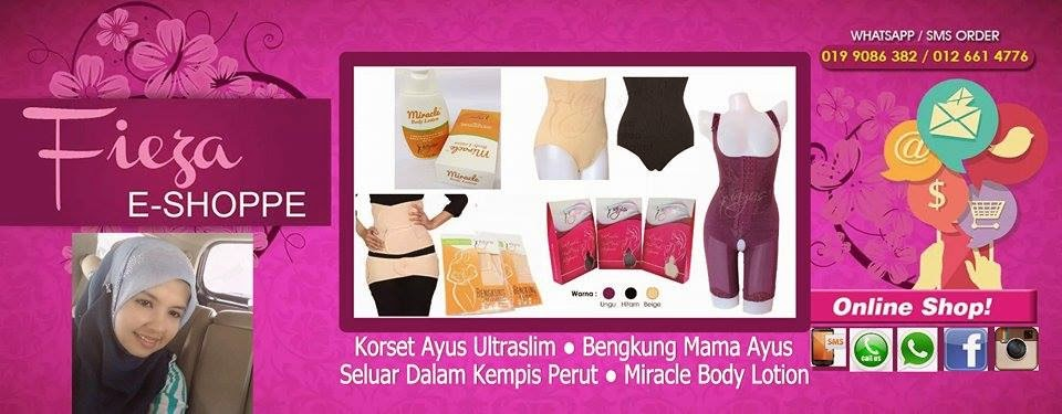 Korset BeautySlim > Rahsia Untuk Wanita LANGSING & CANTIK