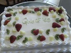 Tres Melch Cake