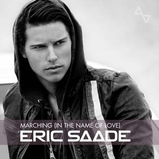 Eric Saade – Marching (In The Name Of Love) Lyrics | Letras | Lirik | Tekst | Text | Testo | Paroles - Source: musicjuzz.blogspot.com