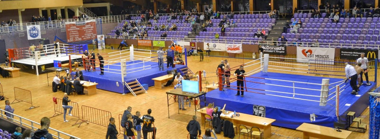 młodzież, junior, K-1, Mistrzostwa, Głogów, Zielona Góra, sport, trening, ring