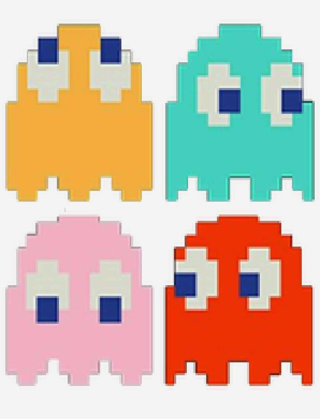 pac man ghosts images reverse search