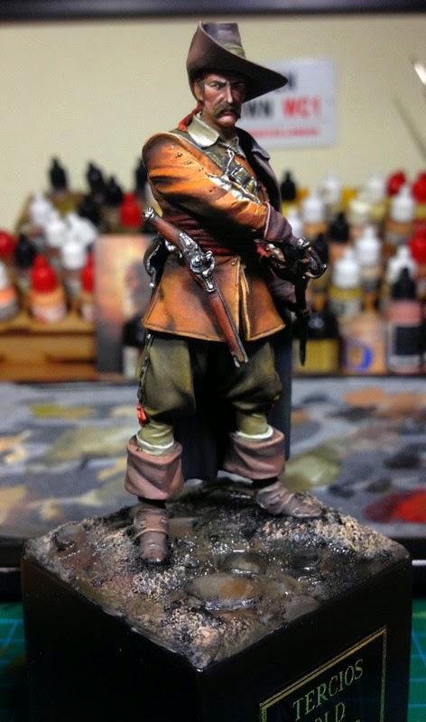 Tercios Old Soldier por Rafa Coll