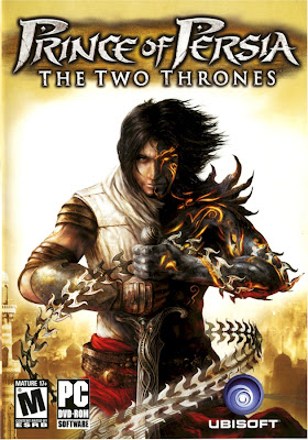 Prince Of Persia 3: The Two Thrones Pc Game- ISO Direct link