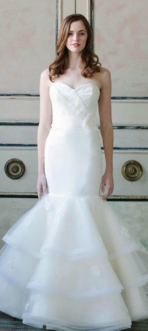 2015 Wedding Gown Spring collection by Sareh Nouri