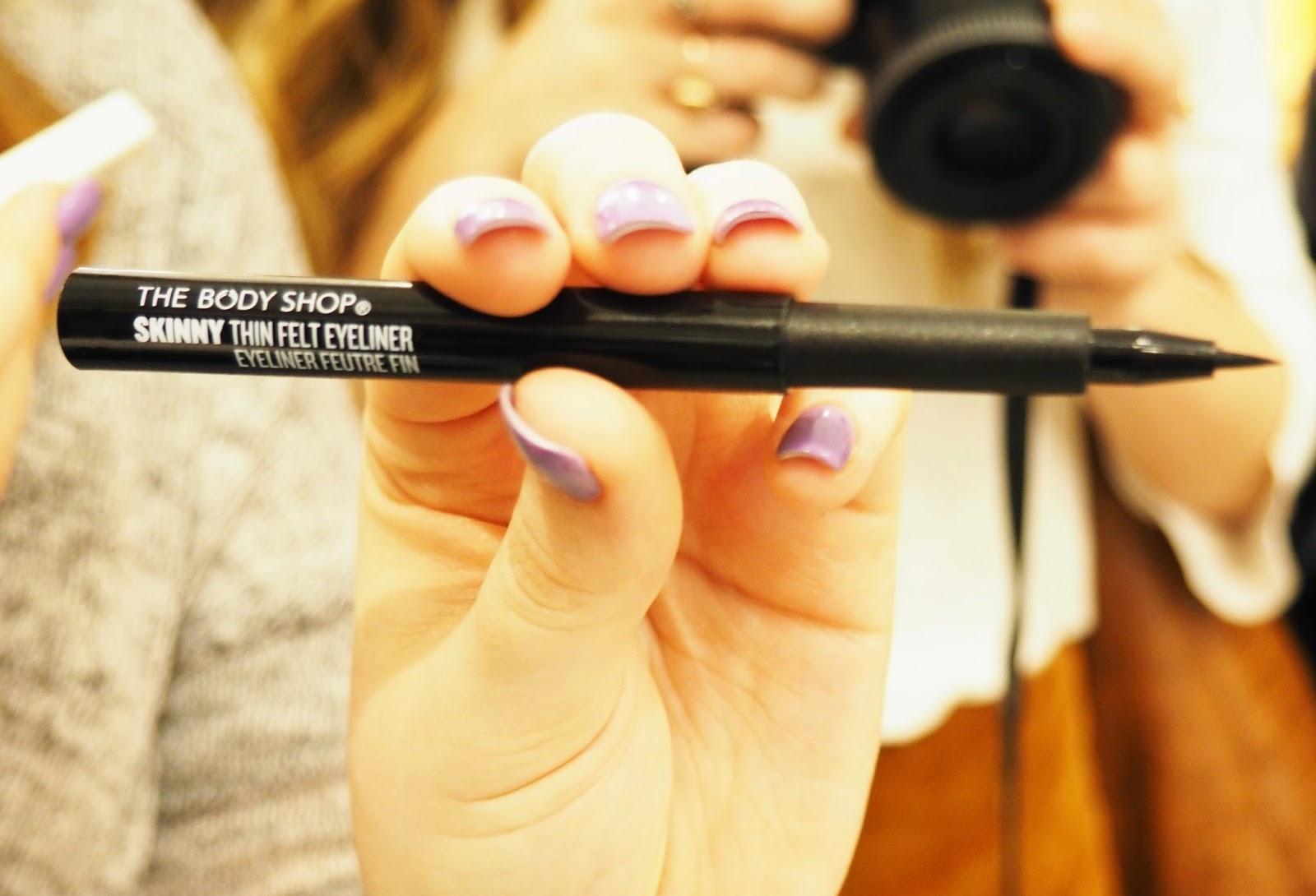 The Body Shop Skinny Thin Felt Eyeliner