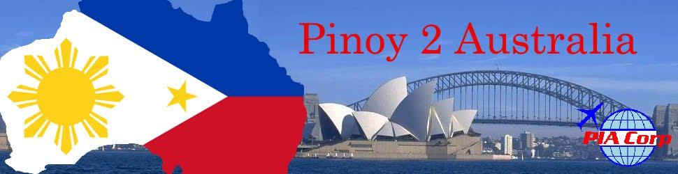 Pinoy 2 Australia