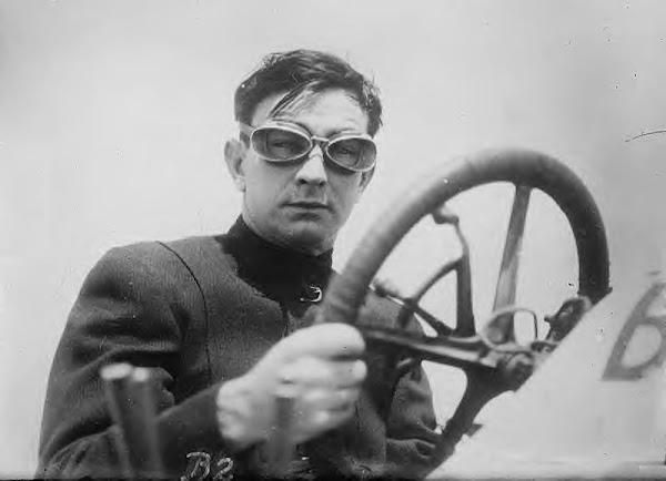 Bob Burman in 1911