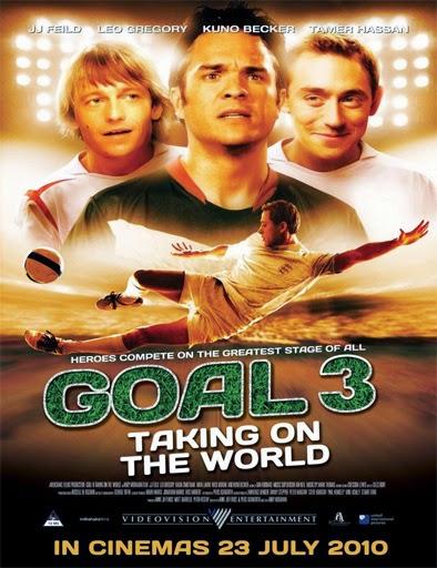 Ver Gol 3 (Goal III: Taking On The World) (2009) Online