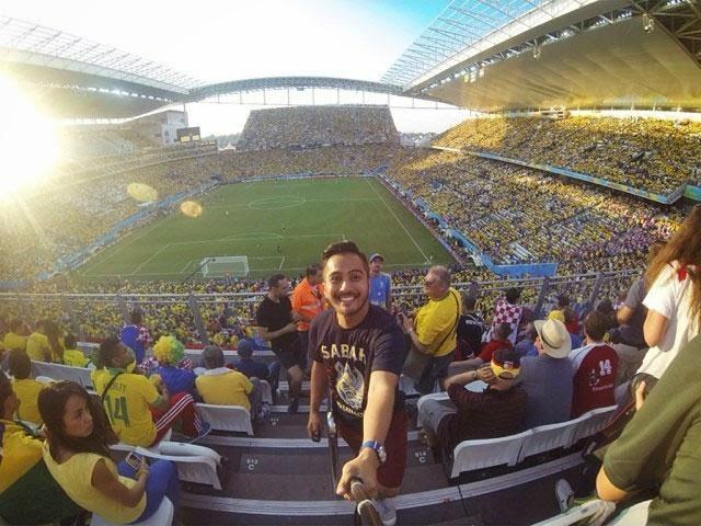 Farish Aziz Habiskan RM16,000 Demi Menonton Piala Dunia Di Brazil!