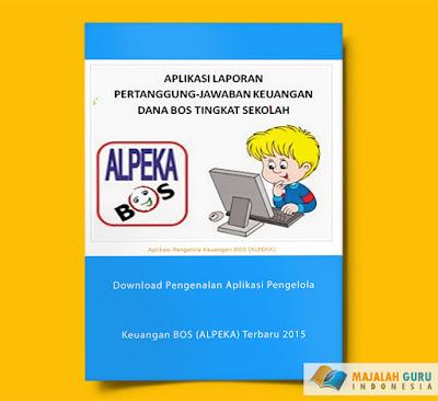 Download Pengenalan Aplikasi Pengelola Keuangan BOS (ALPEKA) Terbaru 2015