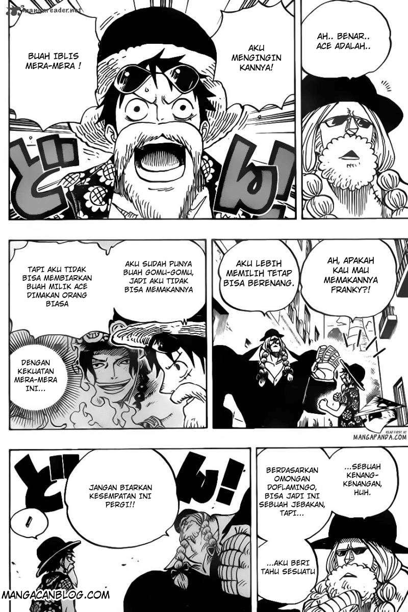 Komik one piece 703 - Ruang tunggu 704 Indonesia one piece 703 - Ruang tunggu Terbaru 1|Baca Manga Komik Indonesia|Mangacan