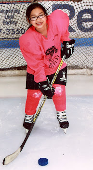 Amanda Says: Hockey, it's a girl thing!