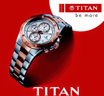 Snapdeal : Buy Titan Watches And get 40% off from Rs. 1410