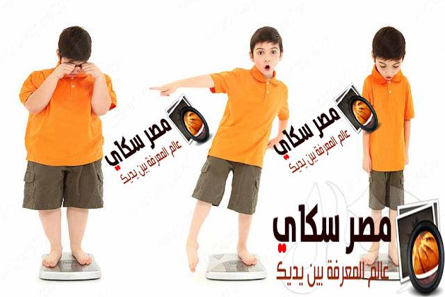 بدانة أو سمنة طفلك الأسباب والحل وكيفية التعامل معها