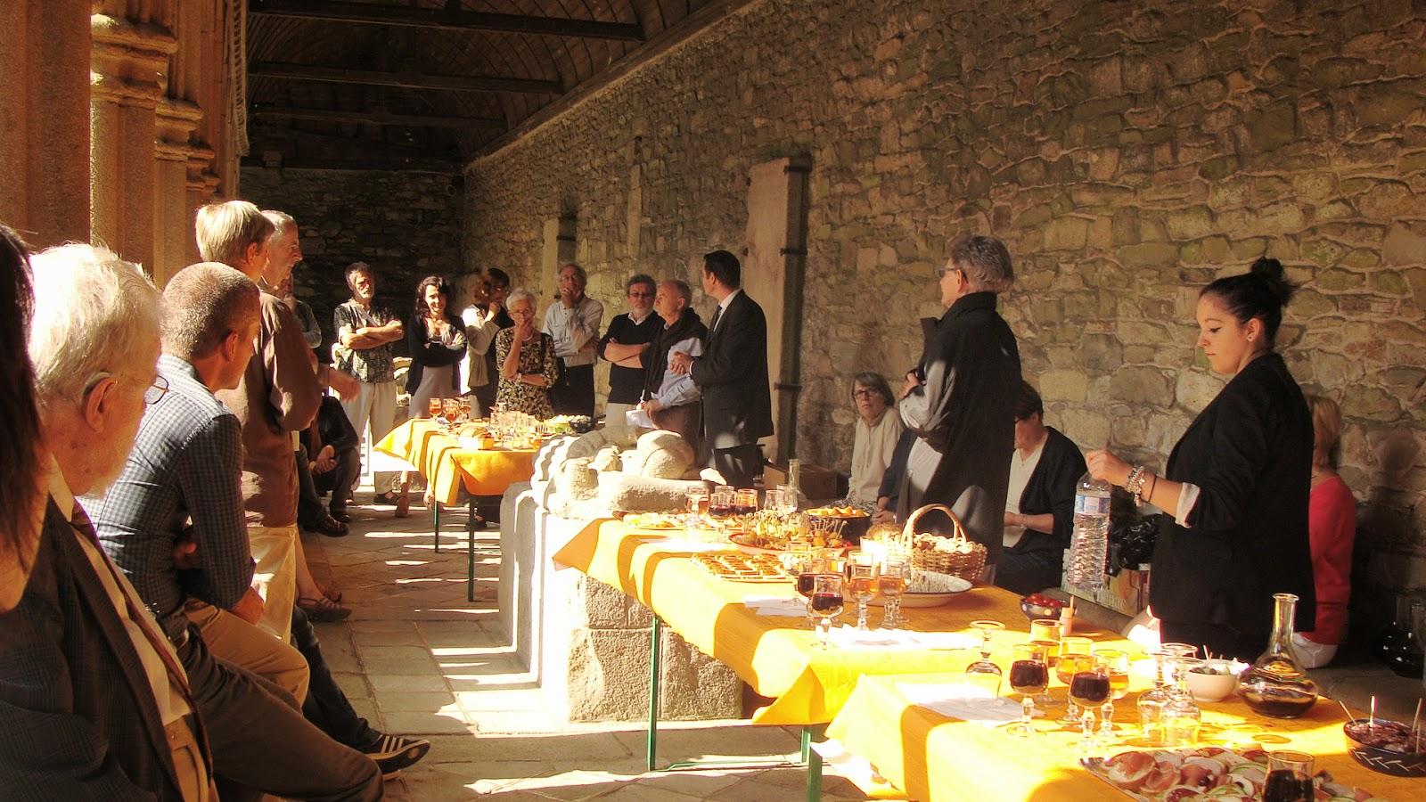 rencontres littéraires de l'aubrac Saint-Pierre