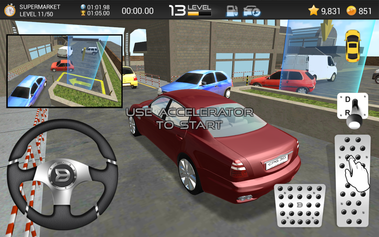 Car Games To Play Online Car Parking