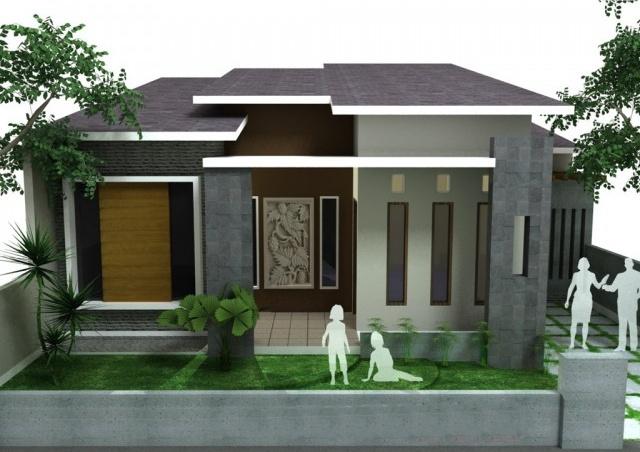 rumah sehat rumah minimalis yang cantik