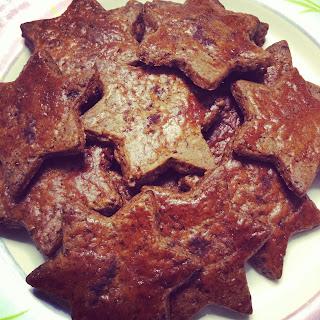 107 - biscotti cannella e cioccolato