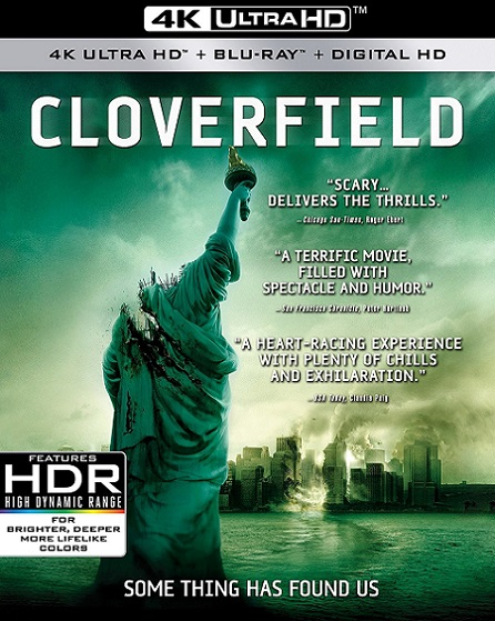 Cloverfield 4K (2008) 2160p 4K UltraHD HDR BluRay REMUX 45GB mkv Dual Audio Dolby TrueHD 5.1 ch