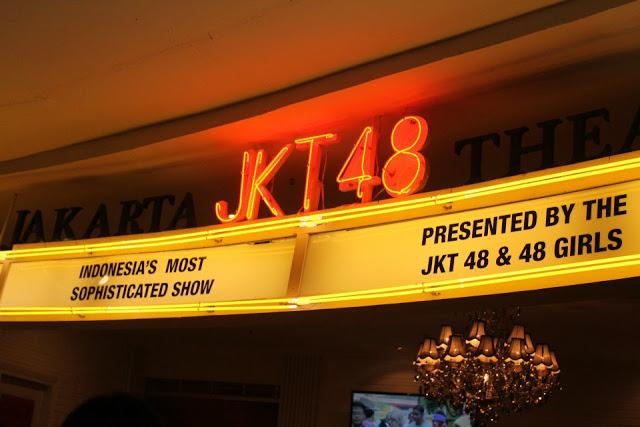 teater jkt48 adalah teater eksklusif untuk pertunjukan jkt48 dan grup